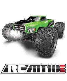Redcat Racing Verde Redcat RC-MT10E RC Monster Truck 1/10 Eléctrico sin escobillas
