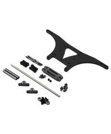 DragRace Concepts DragRace Concepts Slash Drag Pak ARB Anti Roll Bar Kit (Grey) (Custom Works Arm)