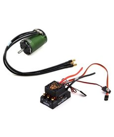 Castle Creations Copperhead 10 Waterproof 1/10 Sensored Combo w/1410 (3800Kv) (5mm Shaft, SCT Edition)