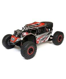 LOSI Super Rock Rey: 1/6 4WD Elec Rock Racer, RTR Gray