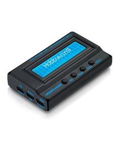 Hobbywing Multifunction LCD Professional Program Box (G2) ESC Programmer, LiPO Battery Voltmeter, USB Adapter