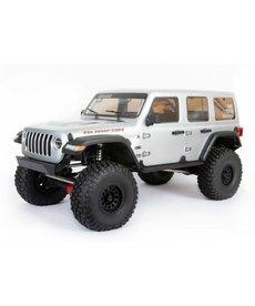 Axial 1/6 SCX6 Jeep JLU Wrangler 4WD Crawler RTR: Silver