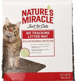 Nature's Miracle Nature's Miracle Just For Cats No More Tracking Litter Mat- 10.2 x 12.6 x 1.1 inches