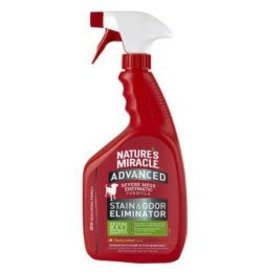 Nature's Miracle Nature's Miracle Advanced Dog Stain & Odor Remover Spray Sunny Lemon, 32-oz bottle