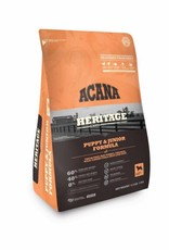 Acana ACANA Heritage Puppy & Junior/ Fresh Free-Run Turkey, Chicken, Wild Cough Fish & Nest-Laid Eggs Formula Grain Free Dry Dog Food