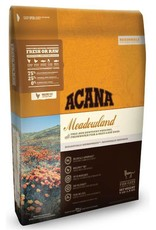 Acana ACANA Meadowlands/ Free-Run Kentucky Poultry, Freshwater Fish, & Nest-Laid Eggs Cat food- 4 lb