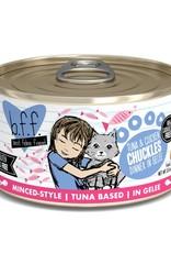 Weruva Weruva BFF Canned Cat Food, Tuna & Chicken Chuckles 3 oz