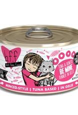 Weruva Weruva BFF Canned Cat food Tuna & Bonito Be Mine- 3 oz
