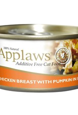 Applaws Applaws Chicken Breast with Pumpkin Canned Cat Food 2.47 oz (24 in a case)