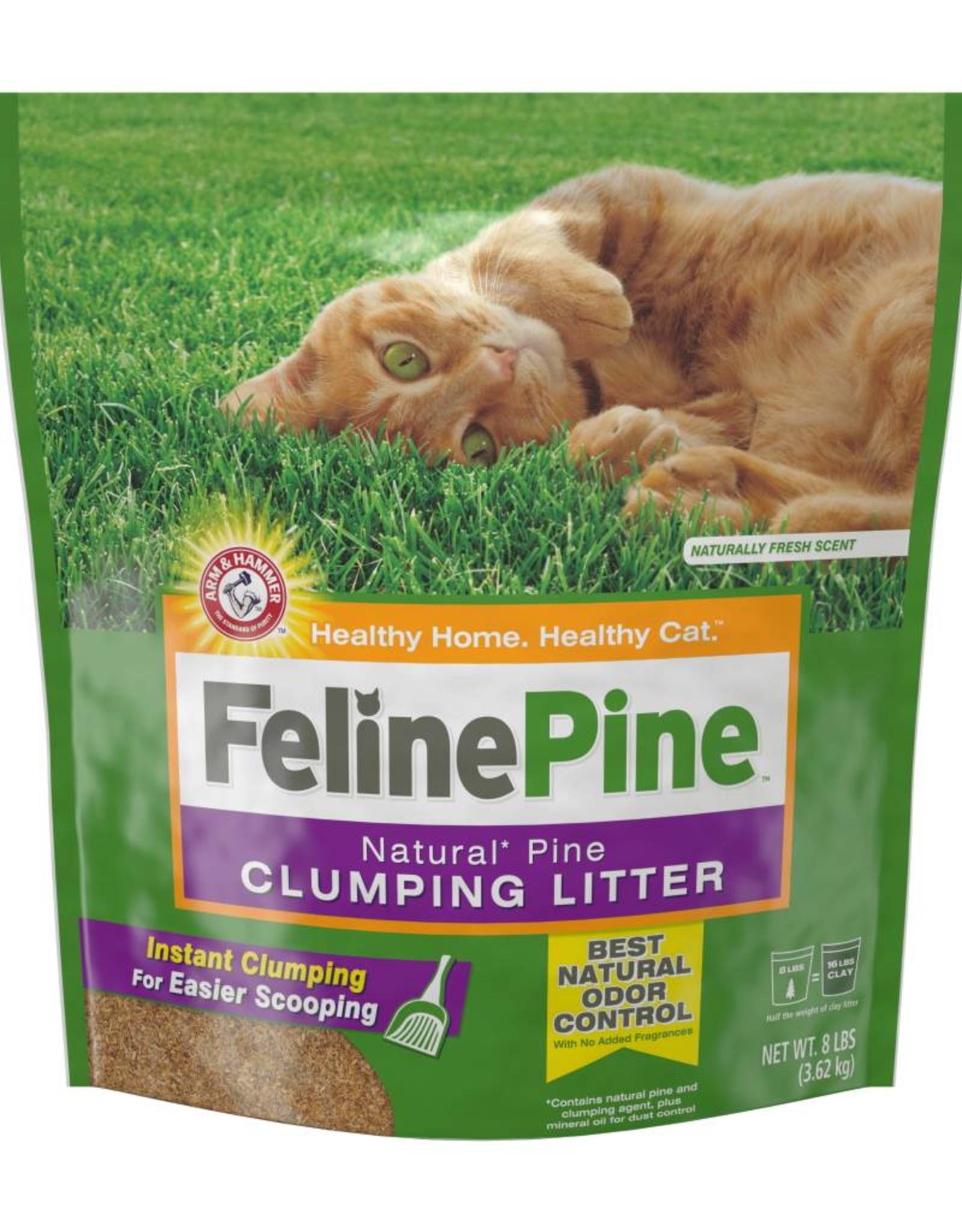 Arm & Hammer Arm & Harmer Feline Pine Scoop Clumping Cat Litter