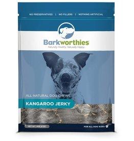 Barkworthies BARKWORTHIES DOG KANGAROO JERKY 4OZ