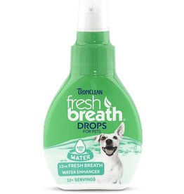 TropiClean Tropiclean Fresh Breath Drop 1.7 oz