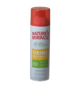 Nature's Miracle Nature's Miracle Dog Enzymatic Stain Urine Destroyer Foam Aerosol Spray, 17.5-oz bottle - For Dogs