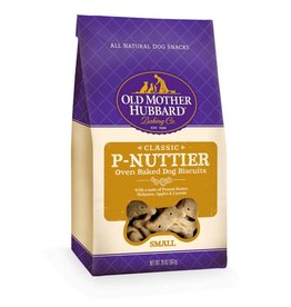 Old Mother Hubbard Old Mother Hubbard Classic P-Nuttier Biscuits Baked Dog Treats-