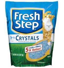 Fresh Step Crystals Cat Litter 8 lb