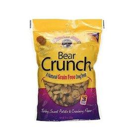 Charlee Bear Charlee Bear Natural Bear Crunch Turkey, Sweet Potato & Cranberry Grain-Free Dog Treats- 8 oz. bag