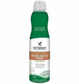Bramton Company Bramton Vet's Best Flea + Tick Home & Go Spray, 6.3-oz bottle For Dog