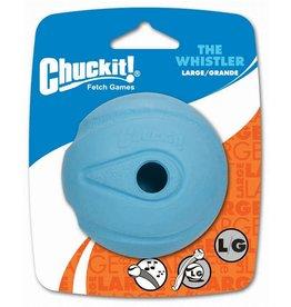 Chuckit! Chuckit Whistler Ball Large 7.5cm Dog Toy