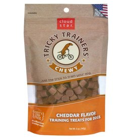 Cloud Star Cloud Star Chewy Tricky Trainers Cheddar Flavor Dog Treats 5 oz