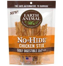 Earth Animal Earth Animal No-Hide Stix Chicken Dog Chews 3 oz