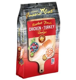 Fussie Cat Fussie Cat Market Fresh Chicken & Turkey Recipe Grain-Free Dry Cat Food