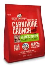 Stella & Chewy's Stella & Chewy's Carnivore Crunch Cage-Free Duck Recipe Dog Treats- 3.25 oz.  bag