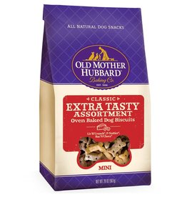 Old Mother Hubbard Old Mother Hubbard Classic Extra Tasty Assortment Biscuits Mini Baked Dog Treats- 20 OZ. Bag