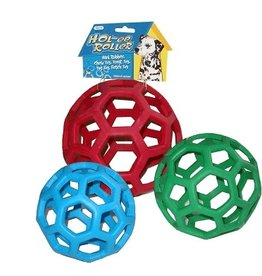 JW Products JW Pet Hol-ee Roller Dog Toy, Color Varies
