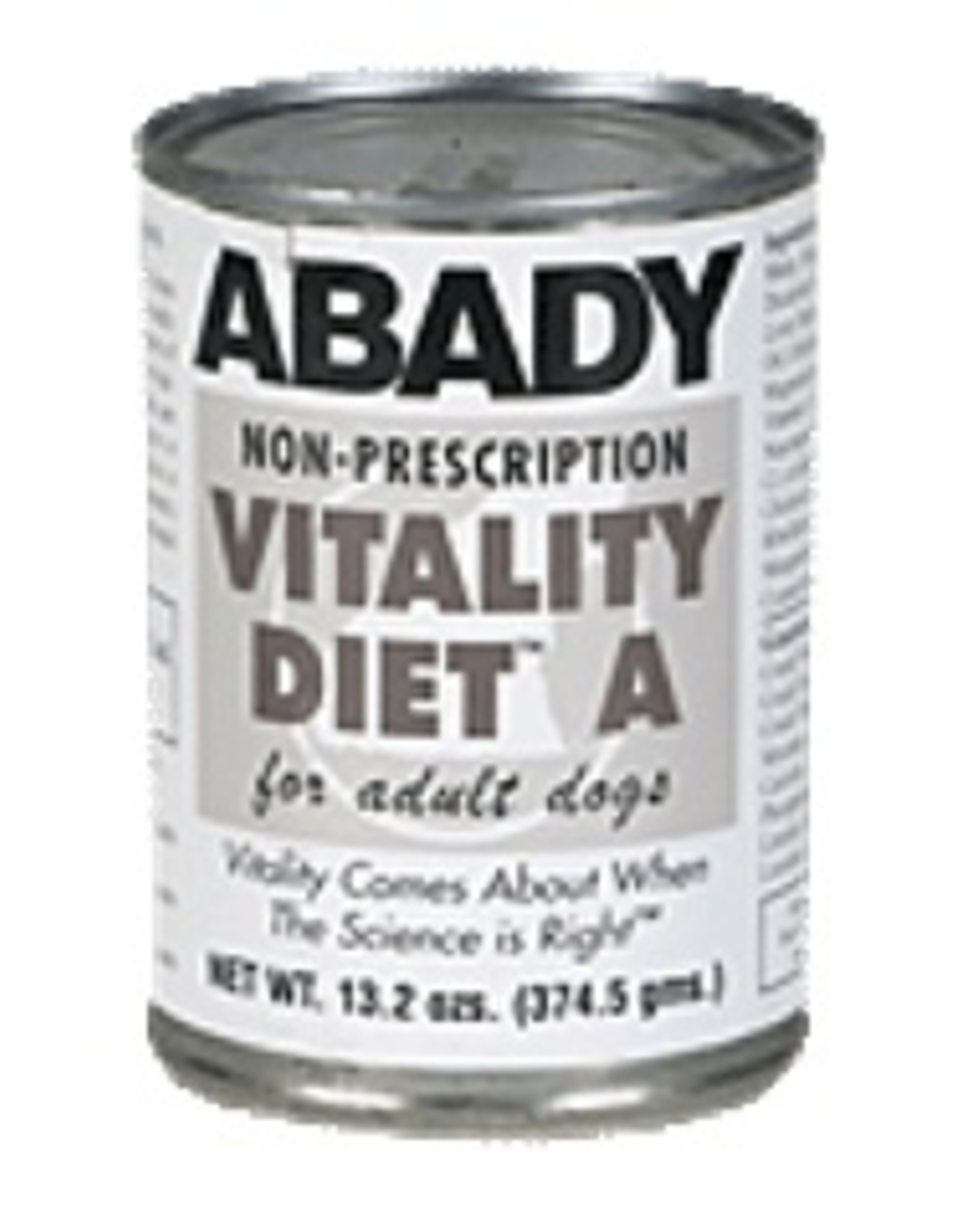 Abady Abady Vitality Diet A 12.6 oz