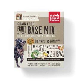 Honest Kitchen Honest Kitchen Grain-Free Fruit & Veggie Dehydrated Dog Base Mix 3 lb