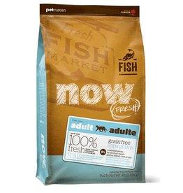 Petcurean Petcurean Now Fresh Grain-Free Adult Fish Recipe Dry Cat Food- 4 LB.