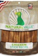 Loving Pets Loving Pets Natural Value All Natural Soft Chew Chicken Sticks Dog Treats- 14 oz.