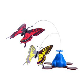Our Pets Whirling Wiggler Spinner Cat Toy