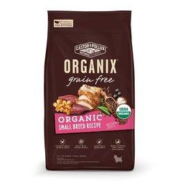 Castor & Pollux Castor & Pollux Organix Grain Free Organic Small Breed Recipe 10 lb