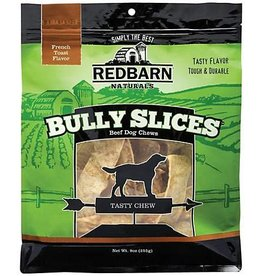 Red Barn Redbarn Naturals Bully Slices French Toast Flavor Beef Dog Treats- 9 oz. bag