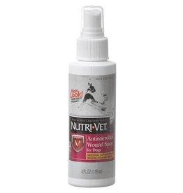 Nutri-Vet Nutri-Vet Antimicrobial Wound Spray for Dogs, 4-oz bottle