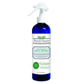 SynergyLabs Richard's Organics Incredible Skin Spray for Dogs- 12 fl. oz.