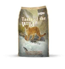 Taste Of The Wild Taste of the Wild Canyon River Grain-Free Trout And Smoke Samon Dry Cat Food- 5 LB.
