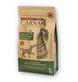 Carna4 Carna4 Dog Grain Free Duck 3 lb