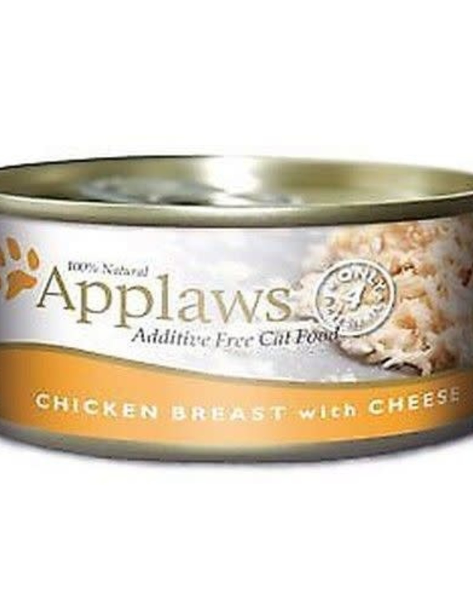Applaws Applaws Chicken Breast with Cheese Canned Cat Food 5.5 oz