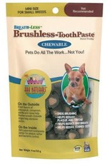Ark Naturals Ark Naturals Breath-Less Toothpaste Chew Mini 4oz