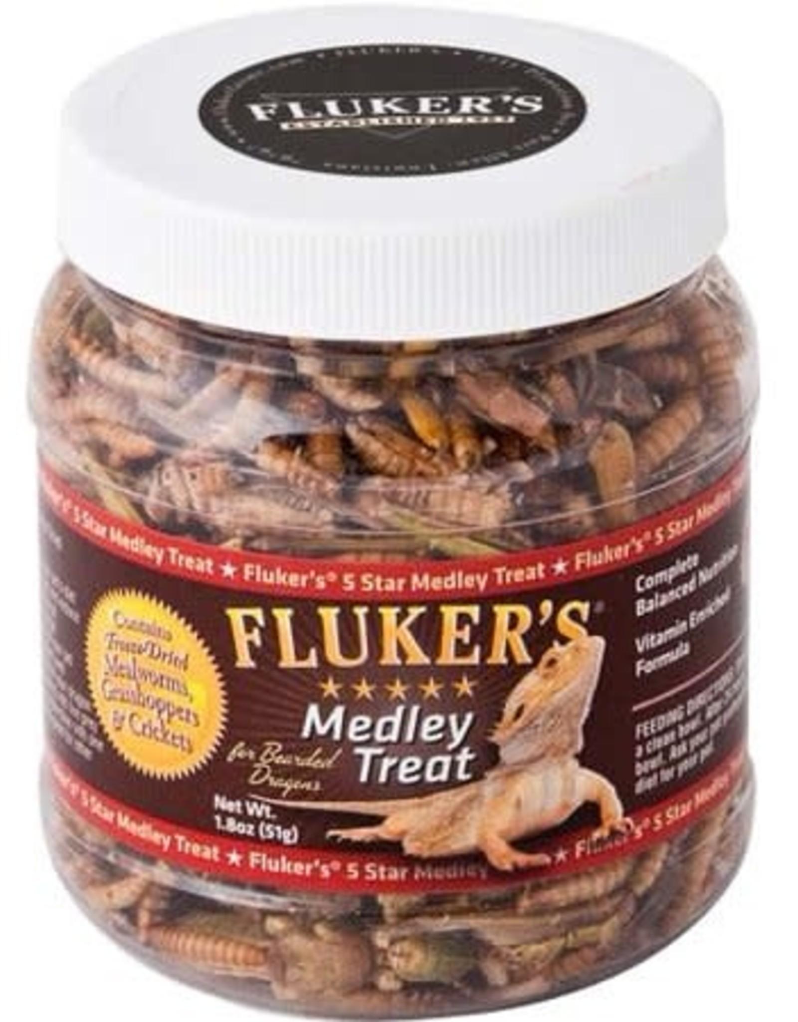 FLUKER'S Bearded Dragon Medley 1.8oz