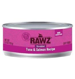 Rawz RAWZ CC SHRED TUNA SALMON 5.5oz