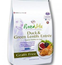 Nutrisource PureVita Duck & Green Lentils Grain-Free Dry Dog Food 5 lb