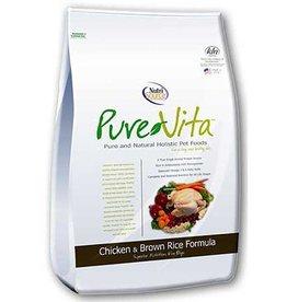 Nutrisource Nutri Source Pure Vita Dog Dry Chicken & Brown Rice 5 lb