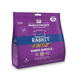 Stella & Chewy's Stella & Chewy's Freeze Dried Absolutely Rabbit Dinner Cat 9 oz