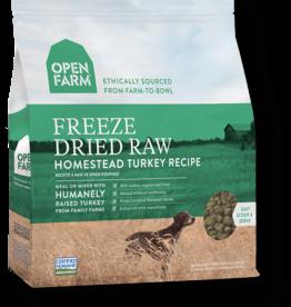Open Farm Open Farm Freeze-Dried Raw Homestead Turkey Dog Food 13.5 oz