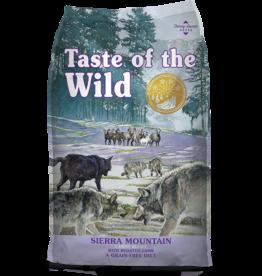 Taste Of The Wild Taste of the Wild Sierra Mountain Canine Roasted Lamb Dog 5 lb