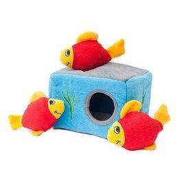 Zippy Paws ZippyPaws Burrow Dog Toy  Aquarium