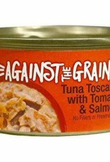 Against The Grain Against the Grain Tuna Salmon Tomato Cat 2.8 oz